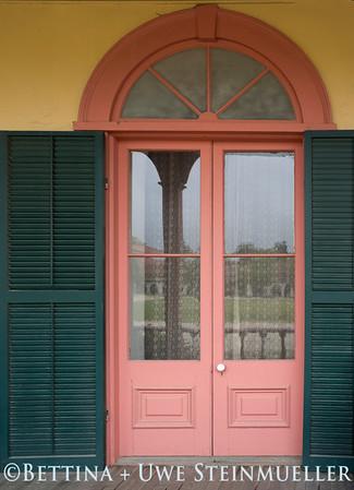 Plaza Hall Door