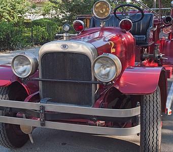 Old Hollister Fire Engine #2
