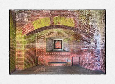 Fort Point Gun Hole