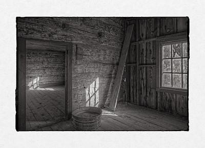 Grafton Cabin Inside