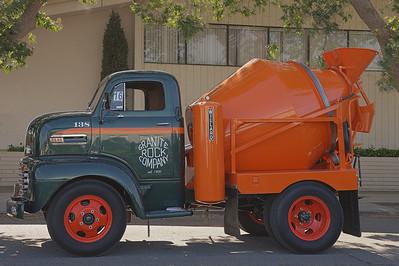 Granite Rock Truck