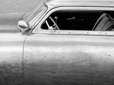 Silver Racer
