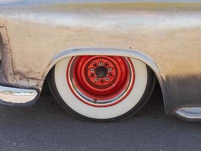 Silver Racer Tires