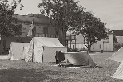 Living History Tents