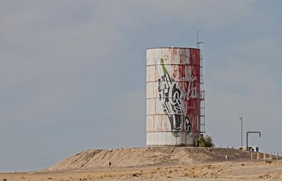 Mojave Coke Water Tower (5D2)