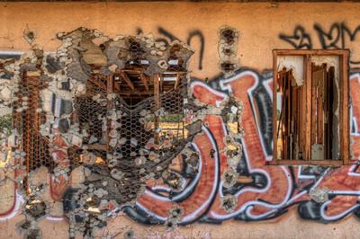 Graffiti House (7D)