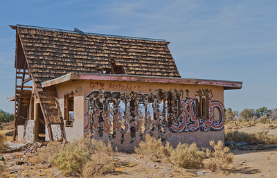 Mojave Lost House (7D)