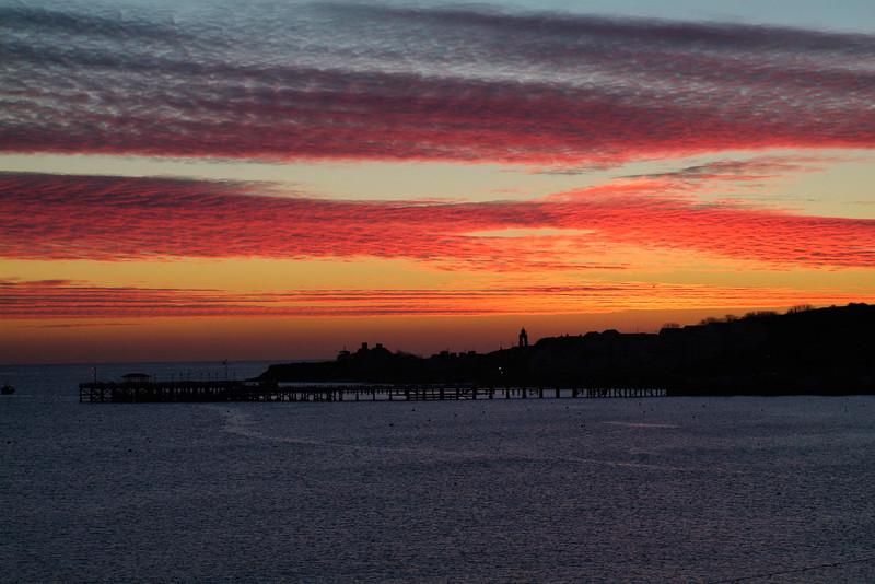 Sunrise, Swanage