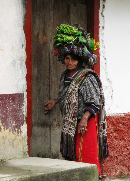 DOWN AND OUT IN NEBAJ - GUATEMALA