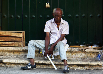 DOWN AND OUT IN CARTAGENA - COLOMBIA