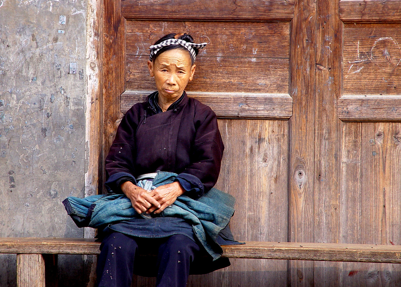 DOWN AND OUT IN ZHAOXING VILLAGE - CHINA