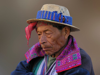 DOWN AND OUT IN TODOS SANTOS - GUATEMALA