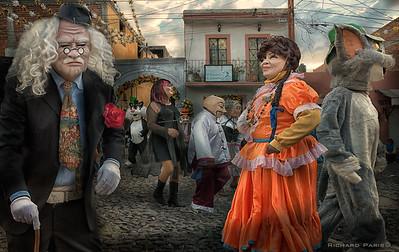 STREET DANCERS on 5 DE MAYO.