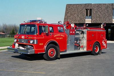 DGFD ENG 465  1985 Ford - Pirsch  1000-500