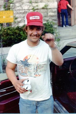 FSI  SMOKE DIVERS  1982  DAVE COOPER  137