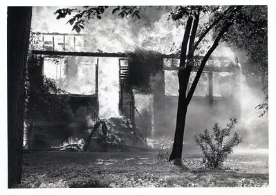 5-29-87 CONTROLLED BURN
