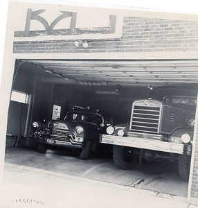CLARENDON HILLS FD 7-13-1961