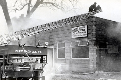 1013 CURTIS WORKING FIRE  2-12-1959