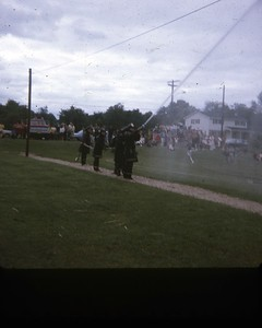 WATER FIGHTS (JULY 1970)  PHOTO 5