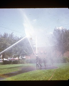 WATER FIGHTS (OCTOBER 1968) PHOTO 5
