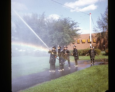 WATER FIGHTS (OCTOBER 1968) PHOTO 7