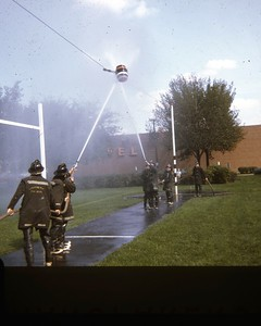 WATER FIGHTS (OCTOBER 1968) PHOTO 8