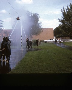 WATER FIGHTS (OCTOBER 1968) PHOTO 2