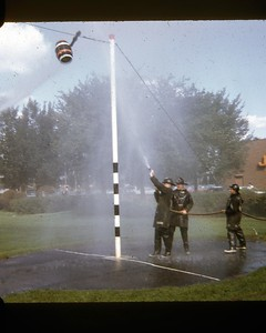 WATER FIGHTS (OCTOBER 1968) PHOTO 6
