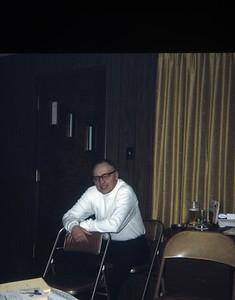 CHIEF FRANK WANDER  MARCH 1969