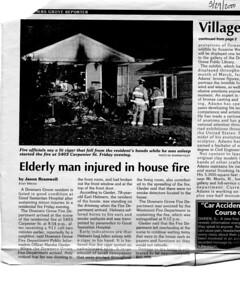 (3-29-00) 5403 CARPENTER FIRE