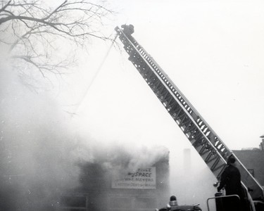 (2-9-1959)  OFFICE BUILDING FIRE  1013 CURTIS  PHOTO 3