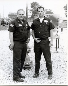 (6-16-72)  NORTHERN ILLINOIS GAS FIRE SCHOOL L - DICK HUMPHRIES AND MIKE QUISH