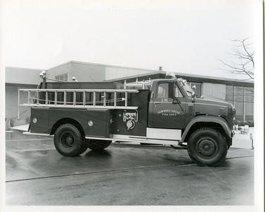 (3-25-68)   NEW DARLEY ENGINE RECEIVED  OFFICERS SIDE VIEW