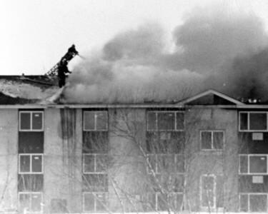 (2-7-67 ) PRENTIS CREEK APARTMENTS FIRE