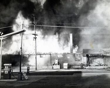 (8-7-63)  LOSHKAJIAN CARPET FIRE