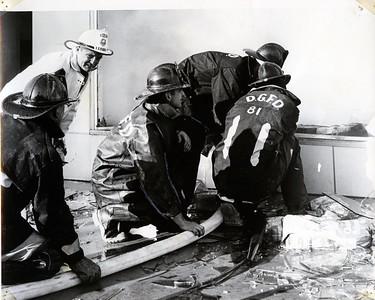 (5-24-64)  DIENER BUILDING FIRE (ARSON)  CHIEF BOB BATTEN DGEFPD
