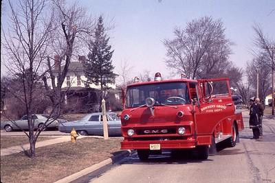 DOUGLAS & CHICAGO FIRE  PHOTO 3