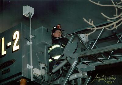 Gary on Tower Main st fire