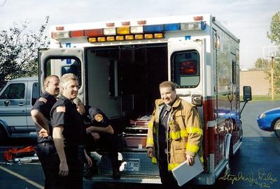 EMS 511 on Walnut