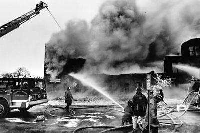 918 Rogers Fire 1983
