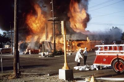 LOSHGARIAN RUG FIRE  OGDEN & FAIRVIEW