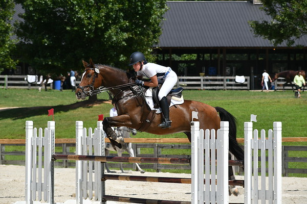 CLAIRE HOWARD AND EURO STAR #200