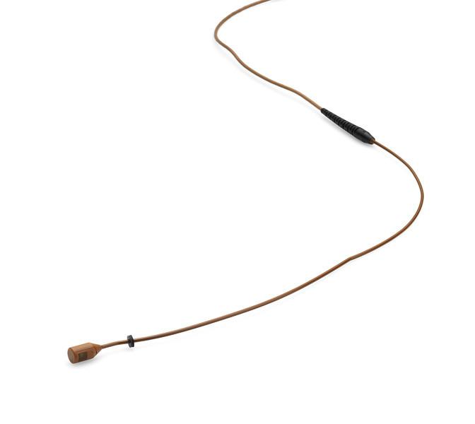 Miniature Microphone BoomCardioid Headset BrownMMB4088-C