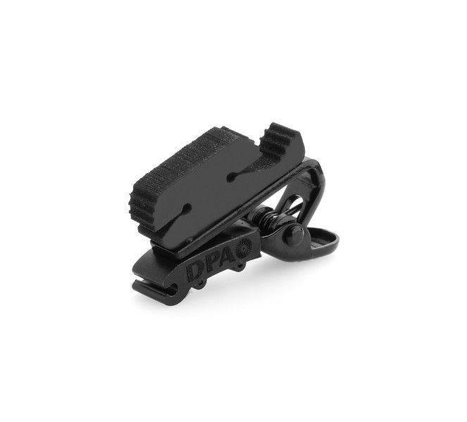 Miniature ClipDouble Lock BlackDMM0008-B