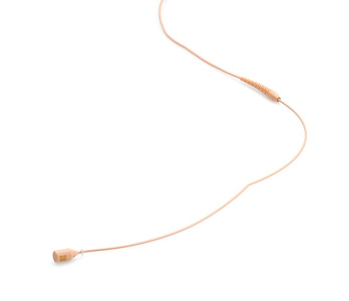 Miniature Microphone BoomCardioid Headset BeigeMMB4088-F