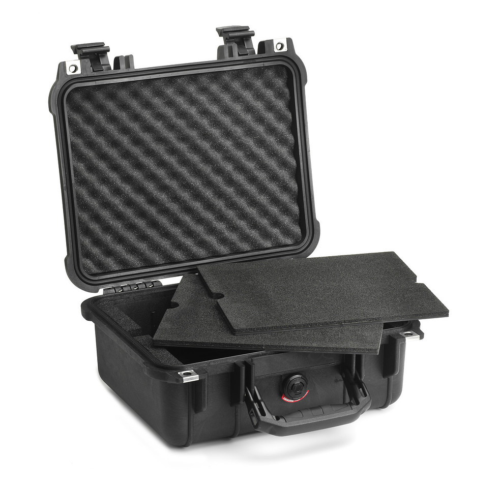 Peli case for Microphone kits w SeparatorsKE0004