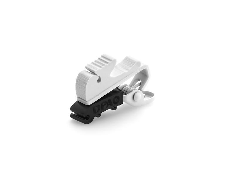 Miniature ClipSmall WhiteDMM0004-w