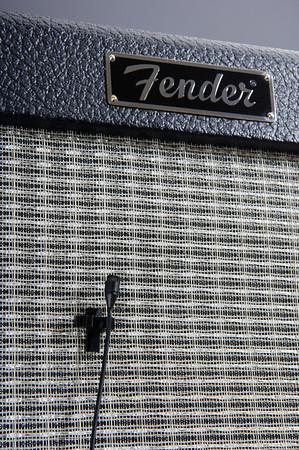 DPA 4061 on Amplifier