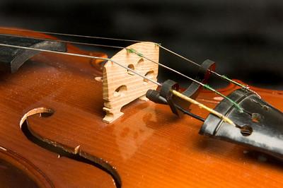 DPA 4061 on Violin_1