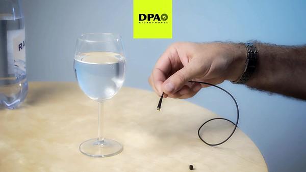 DPA Heavy Duty vs water